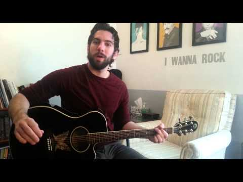 OneRepublic - Something I Need (Guitar Chords & Lesson) by Shawn Parrotte