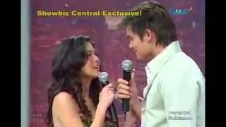 dingdong marian re enact a scene from marimar