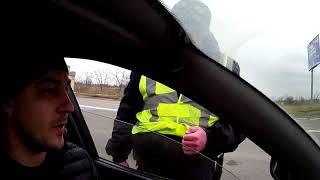 Полицейский и водитель в обуви от Pierre Cardin!