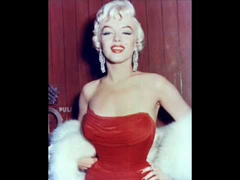 Marilyn Monroe - Diamonds are a Girl's Best Friend [WITH LYRICS]