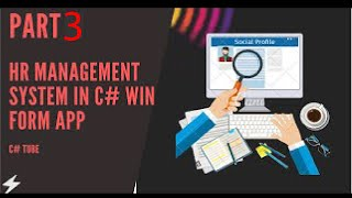 Hello friend's this is rashid hussain come with series of video on (human resource management system) in c# win form app.in videos will design...