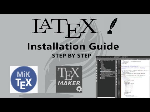 Latex installing style files