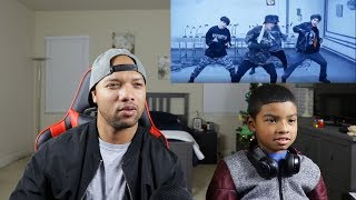 BTS: Mic Drop / AJ & RJ Reaction