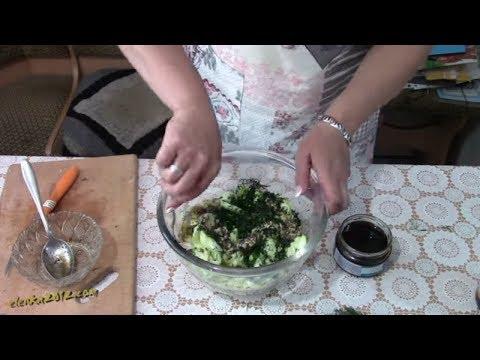 Маринованные кабачки быстрого поедания