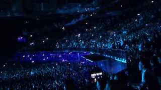 Don't look back in anger three arena 2015