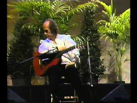 Solo Duo Trío (versión completa) Paco de Lucía, JMa Bandera, JM Cañizares.