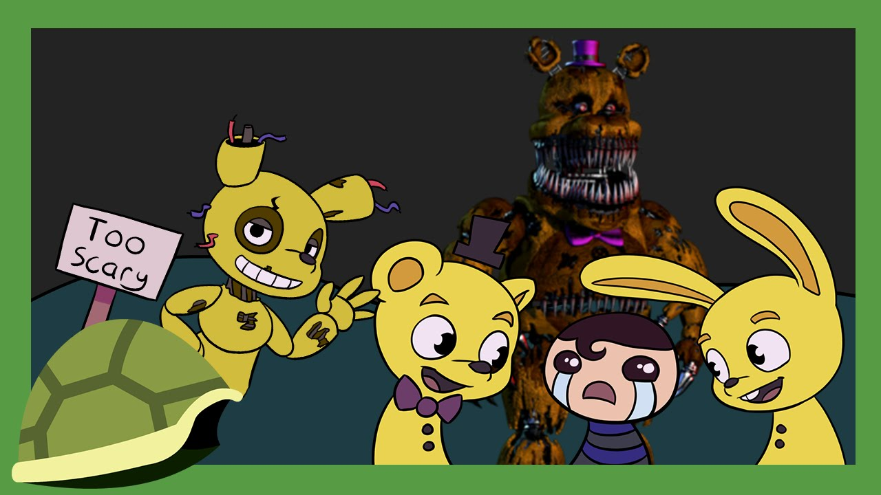 FNAF 4 Mysteries explained