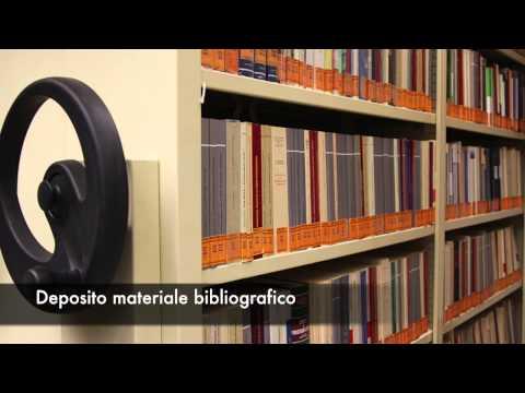 Biblioteca centrale del Campus di Ravenna