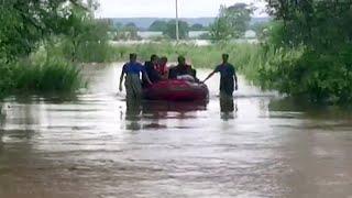 В Хабаровске уровень воды в Амуре может достичь критической отметки в шесть метров.