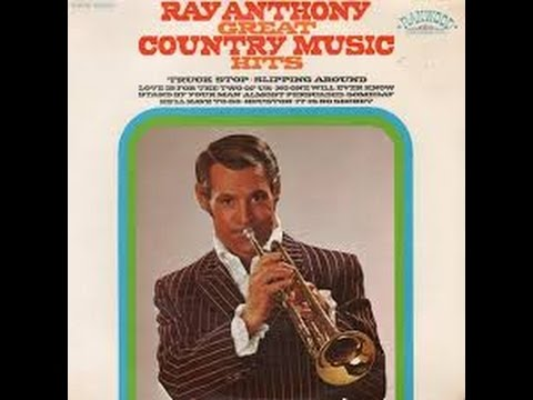 Ray Anthony Great Country Music Hits Ranwood Records 1968
