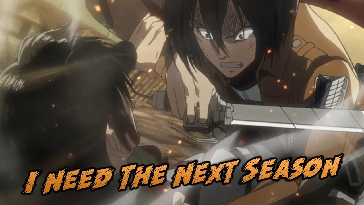 Now We Wait For Season 4 | Attack on Titan Season 3 Episode 12