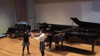 Passacaglia for Violin and Viola, Handel Halvorsen