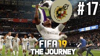 FIFA 19 The Journey Gameplay Walkthrough Part 17 - ALEX HUNTER WINS THE LEAGUE