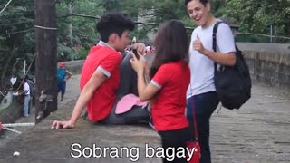 10 Hours of Giving Compliments in Manila, Philippines (social experiment)