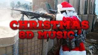 8D Christmas Music Radio | 24/7 Christmas 8D Audio