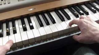 How to play Fall For You by Secondhand Serenade on Piano Part 2 - Tutorial