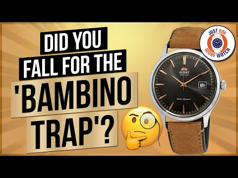 "Did You Fall For ""The Bambino Trap?"""