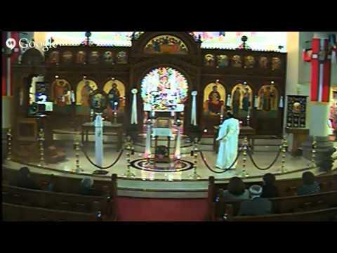 Panagia Greek Orthodox Church, Wednesday, May 14, 2014