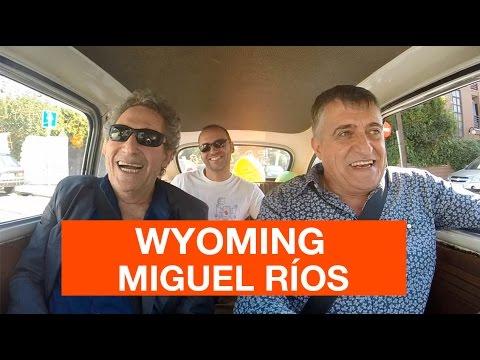 AUTOENTREVISTAS - Charla improvisada 'Wyoming & Miguel Ríos on the road'