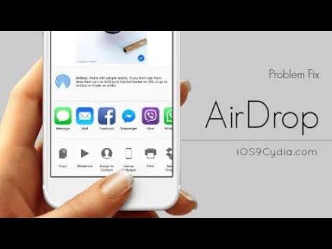 Iphone 8 Airdrop