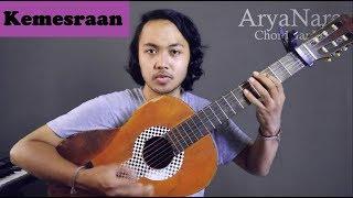 Chord Gampang (Kemesraan - Iwan Fals) by Arya Nara (Tutorial Gitar)