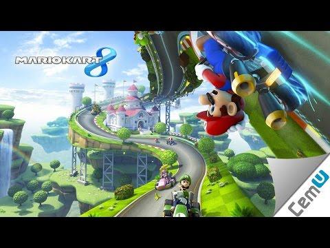 Mario Kart 8 - Wii U - ISO Download | PortalRoms com