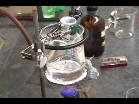 Dumas Molecular Weight