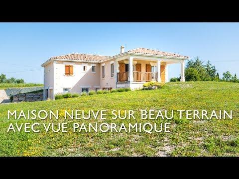 Maison neuve à vendre à MONTAGRIER - Dordogne - ref : 90889KBA24
