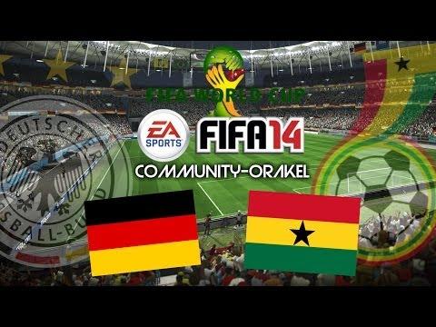 FIFA WM 2014 COMMUNITY-ORAKEL | #07 | Deutschland - Ghana [Deutsch/HD]