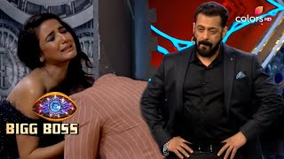 Bigg Boss S14 | बिग बॉस S14 | Jasmin's Eviction Leaves Salman Teary-Eyed