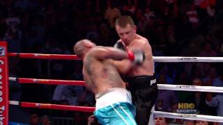Chris Arreola vs. Tomasz Adamek: Highlights (HBO Boxing)