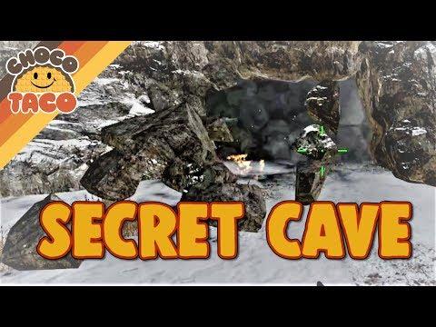 ChocoTaco EXPLORES SECRET PUBG LOOT CAVE - PUBG Gameplay
