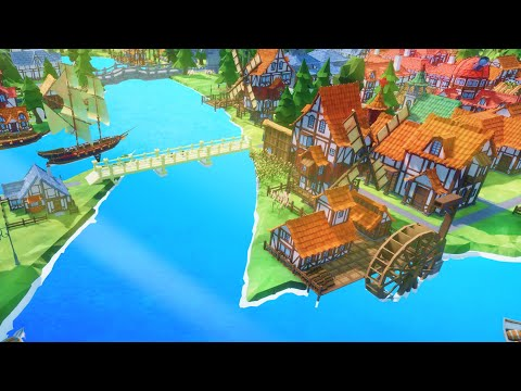 My NEW Kingdom Fights Off A Dangerous World In Settlement Survival