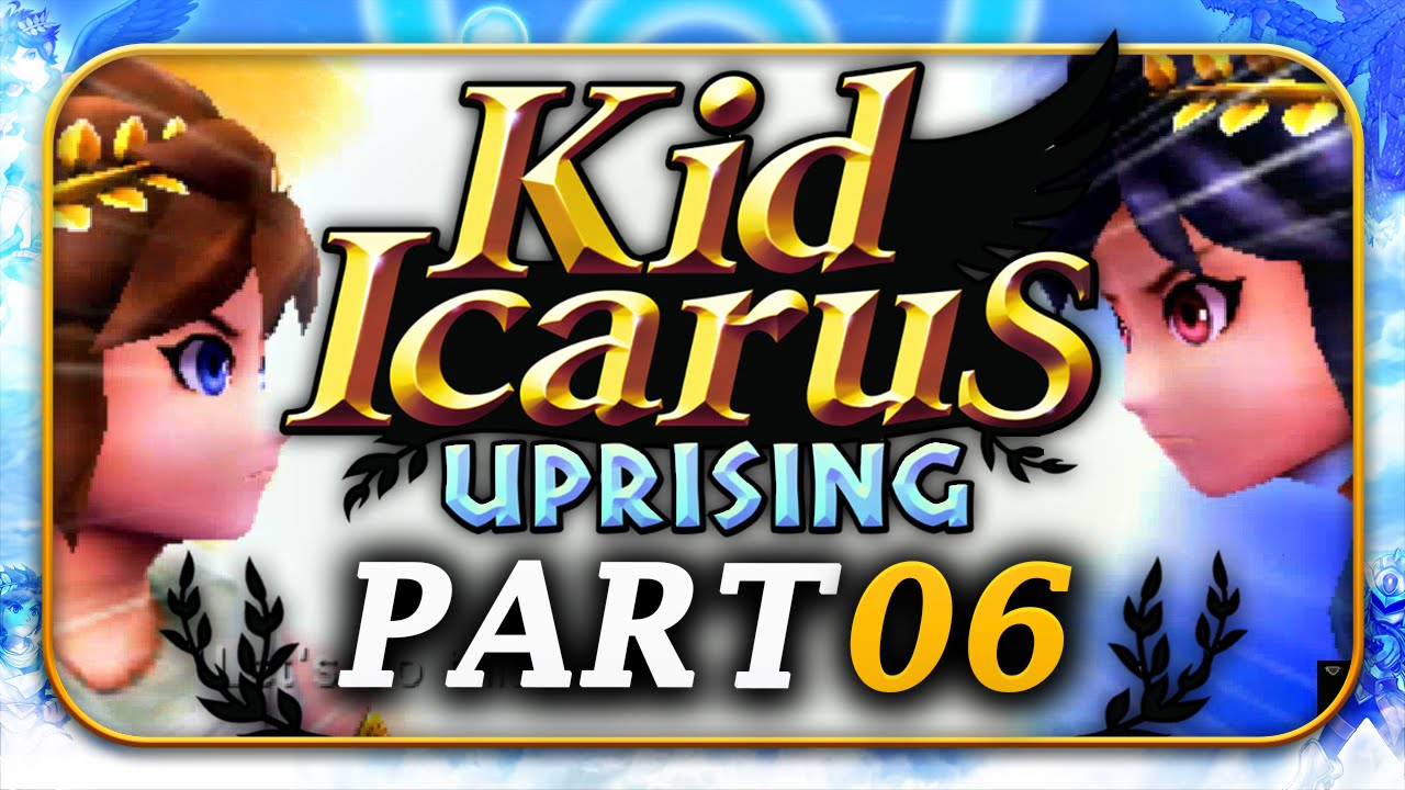 How To Get The Silver Bow In Kid Icarus Uprising