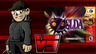 Johnny vs. The Legend of Zelda: Majora