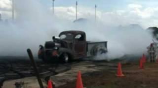 Blown Dodge Pickup