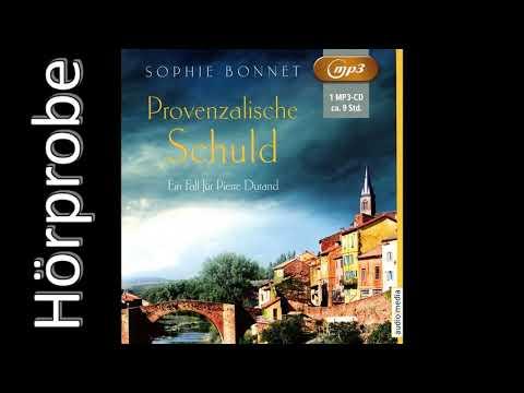 Provenzalische Schuld (Die Pierre Durand-Bände 5): Ein Fall für Pierre Durand YouTube Hörbuch Trailer auf Deutsch