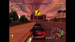 Emulação - Speed Devils jogável no Redream (emulador de Dreamcast)