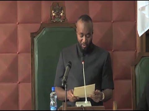 I will clean up Mombasa - Governor Hassan Joho
