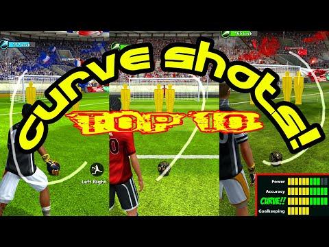 Football Strike - TOP 10 CURVE SHOTS