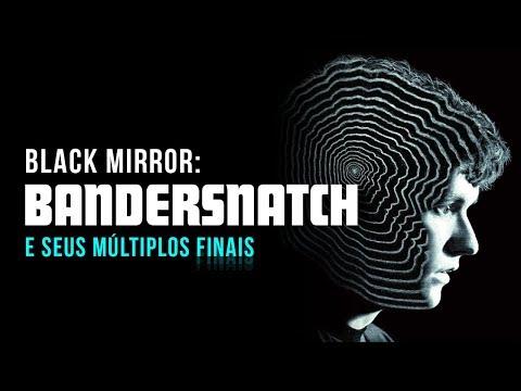 BLACK MIRROR: Bandersnatch | Qual foi o seu final? (COM SPOILERS)