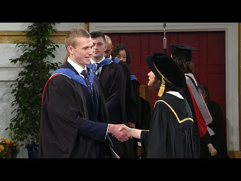 Degree Congregation 11am Tuesday 11 July 2017 - University of Leicester