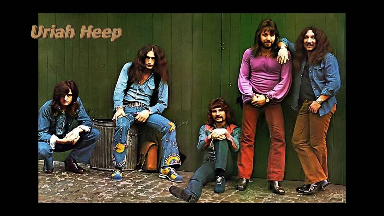 Image result for Uriah Heep - the Magician's Birthday Pic images