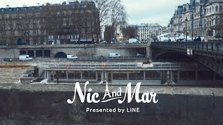 "Thumbnail of LINE Story: Nic & Mar Ep. 3 ""Paris vs. Praha"""