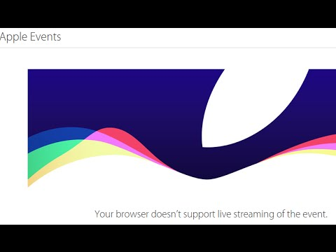 apple force touch Apple Special Event September 9, 2015