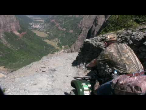 Black Bear Pass Colorado >> Black Bear Road, the Steps, Switchbacks, Telluride, 4x4 ...