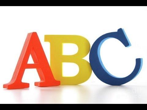 ABC Song: The Alphabet Song ABCDEFGHIJKLMNOPQRSTUVWXYZ