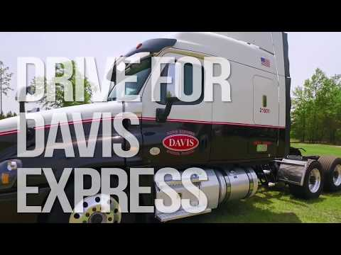 You Decide if the Grass is GREENER - Drive for Davis Express, Inc.