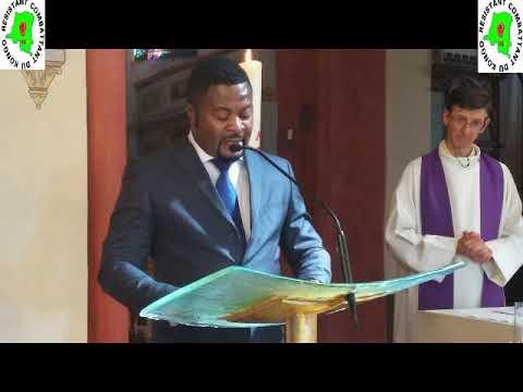 MARTIN SALI CANDIDAT PRESIDENT DE LA REPUBLIQUE DEMOCRATIQUE DU CONGO