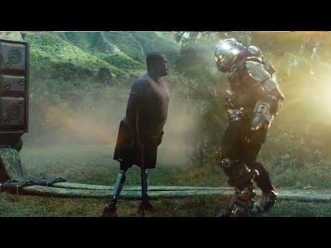 Battleship: Man Vs Alien Fight // Sinemar Drishyo  //